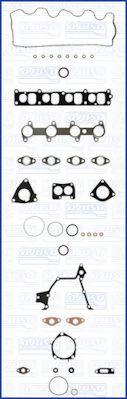 Комплект прокладок з різних матеріалів AJUSA 51015600