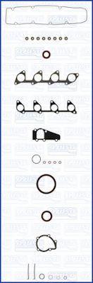 Комплект прокладок з різних матеріалів AJUSA 51017700