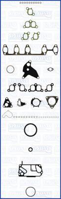 Комплект прокладок з різних матеріалів AJUSA 51030900