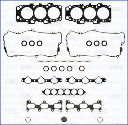 Комплект прокладок з різних матеріалів AJUSA 52198200