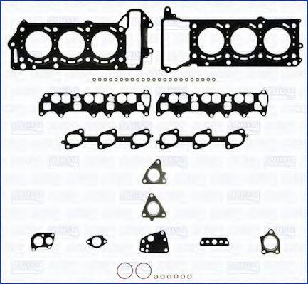 Комплект прокладок з різних матеріалів AJUSA 52275000