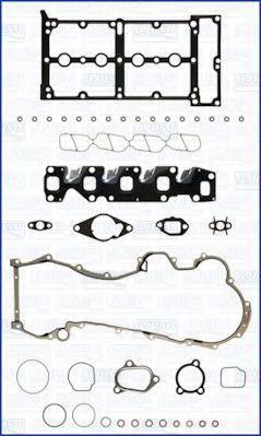 Комплект прокладок з різних матеріалів AJUSA 53023500