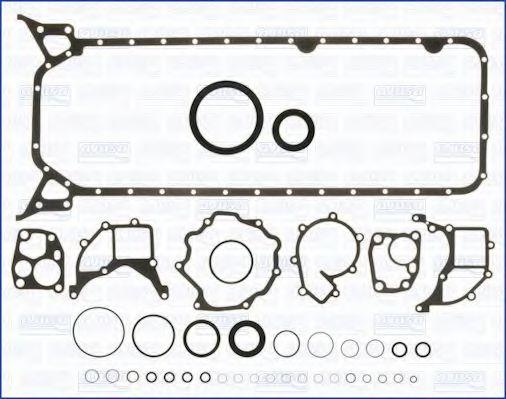 Комплект прокладок з різних матеріалів AJUSA 54040000