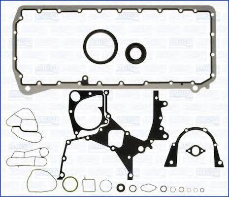 Комплект прокладок з різних матеріалів AJUSA 54127300
