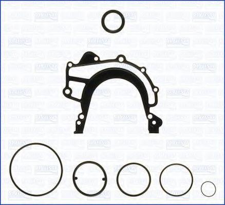 Комплект прокладок з різних матеріалів AJUSA 54155100