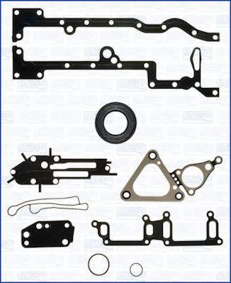 Комплект прокладок з різних матеріалів AJUSA 54165700