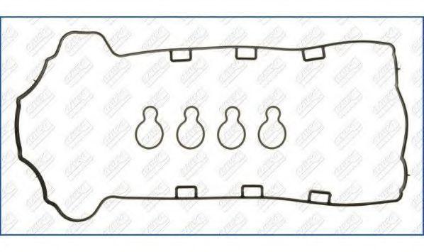 Комплект прокладок з різних матеріалів AJUSA 56047900