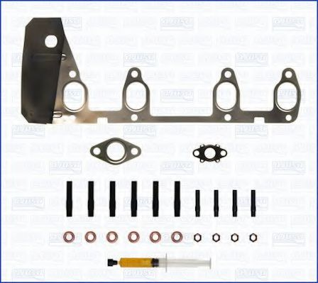 Комплект прокладок з різних матеріалів AJUSA JTC11540