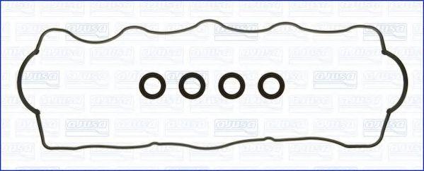 Комплект прокладок з різних матеріалів AJUSA 56031000