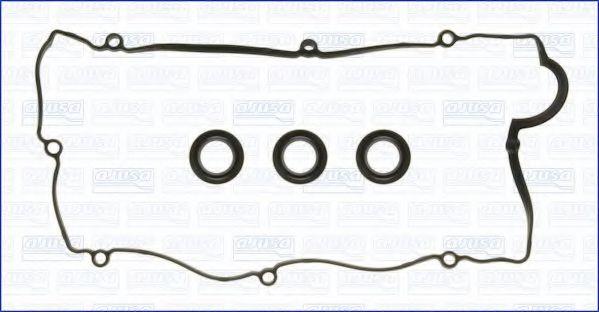 Комплект прокладок з різних матеріалів AJUSA 56038100