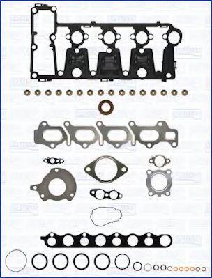 Комплект прокладок з різних матеріалів AJUSA 53044100
