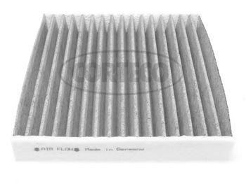Фильтры прочие Фильтр, воздух во внутренном пространстве CORTECO арт. 80000605