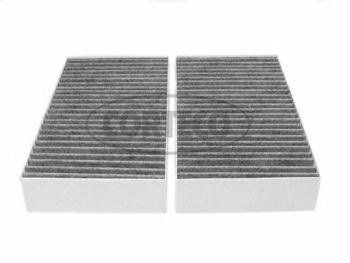 Фильтры прочие Фильтр, воздух во внутренном пространстве CORTECO арт. 80000647