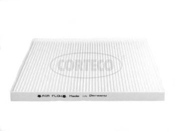 Фильтры прочие Фильтр, воздух во внутренном пространстве CORTECO арт. 80000655