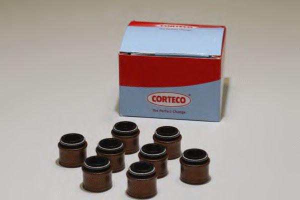 Комплект прокладок, стержень клапана CORTECO арт. 19020630