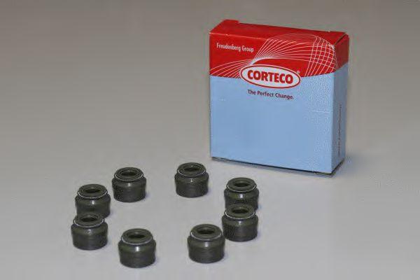 Комплект прокладок, стержень клапана CORTECO арт. 19020622