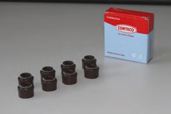 Комплект прокладок, стержень клапана CORTECO арт. 19020626