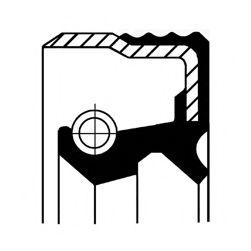 Уплотняющее кольцо, дифференциал CORTECO арт. 12015885B