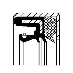 Направляющая гильза, система сцепления CORTECO арт. 20034710B