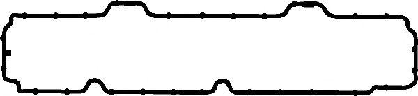 Прокладка, крышка головки цилиндра CORTECO арт. 026656P