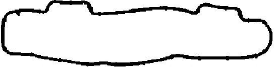 Прокладка, крышка головки цилиндра CORTECO арт. 026657H