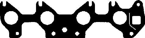 Прокладка, впускной коллектор CORTECO арт.