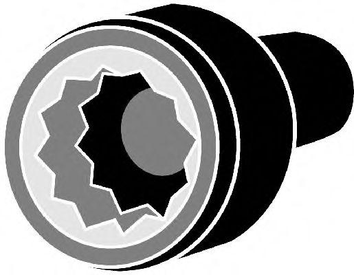 Комплект болтов головки цилидра CORTECO арт. 016230B