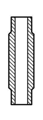 Направляющая втулка клапана AE арт. VAG92288B
