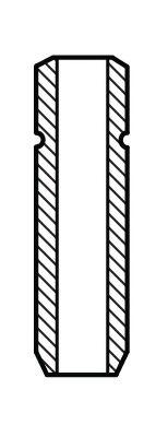 Направляющая втулка клапана AE арт. VAG92325