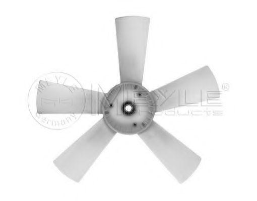 Крыльчатка вентилятора, охлаждение двигателя MEYLE арт. 0140209010