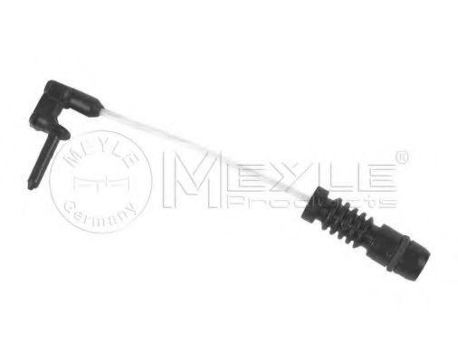 Сигнализатор, износ тормозных колодок MEYLE арт. 0140540001