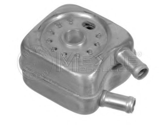 масляный радиатор, двигательное масло MEYLE арт.