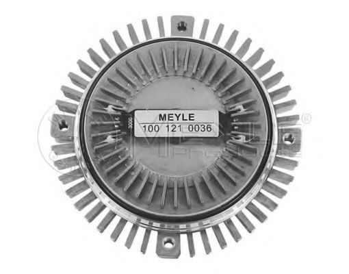Сцепление, вентилятор радиатора MEYLE арт.