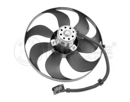 Вентилятор, охлаждение двигателя MEYLE арт. 1002360009