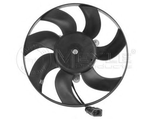 Вентилятор, охлаждение двигателя MEYLE арт.
