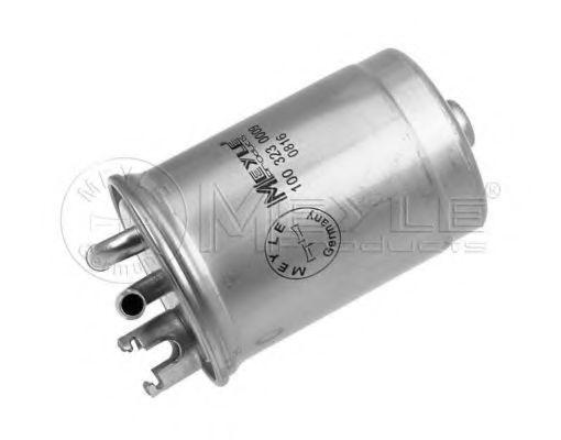 Фильтры топливные Топливный фильтр MEYLE арт. 1003230009