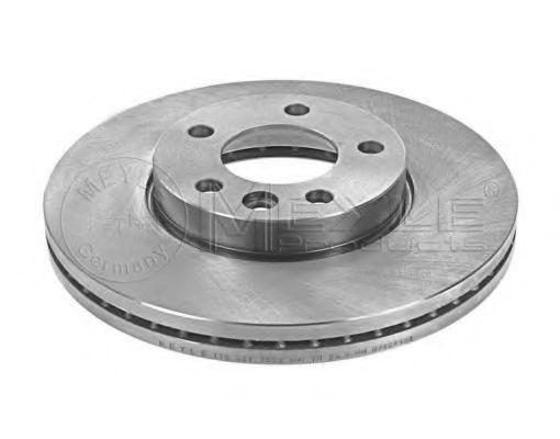 Тормозной диск MEYLE арт. 1155211053