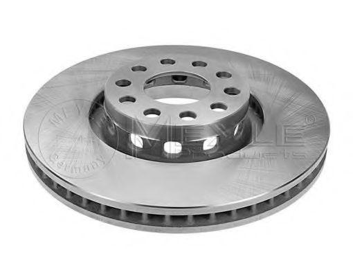 Тормозной диск MEYLE арт. 1155211073