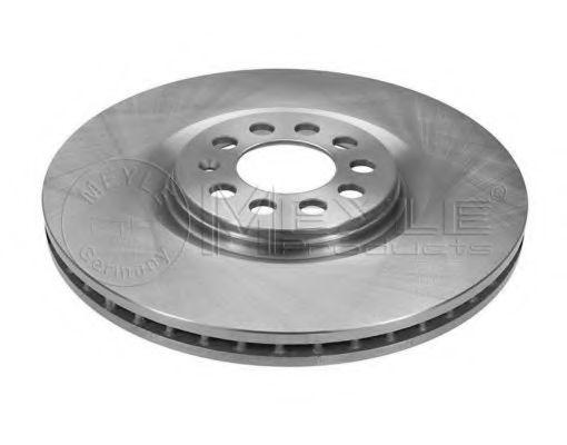 Тормозной диск MEYLE арт. 1155211085