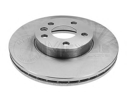 Тормозной диск MEYLE арт. 1155211086