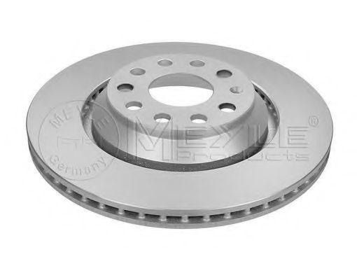 Тормозной диск MEYLE арт. 1155231093PD