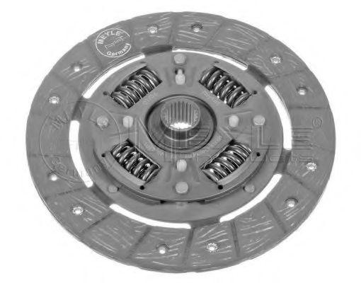 Диск сцепления MEYLE арт. 1171902401