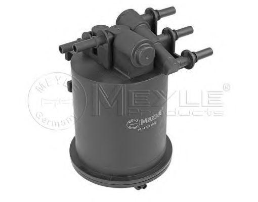 Фильтры топливные Топливный фильтр MEYLE арт. 16143230002