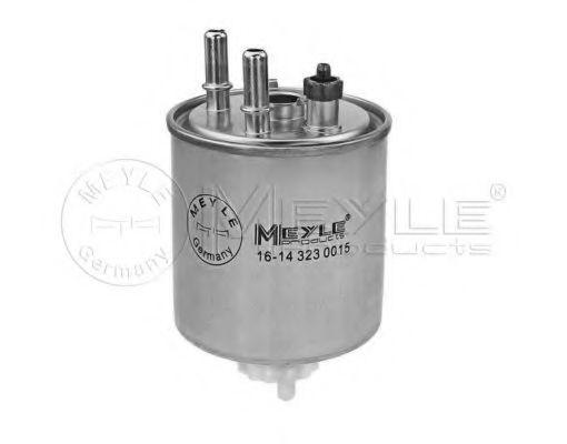 Фильтры топливные Топливный фильтр MEYLE арт. 16143230015