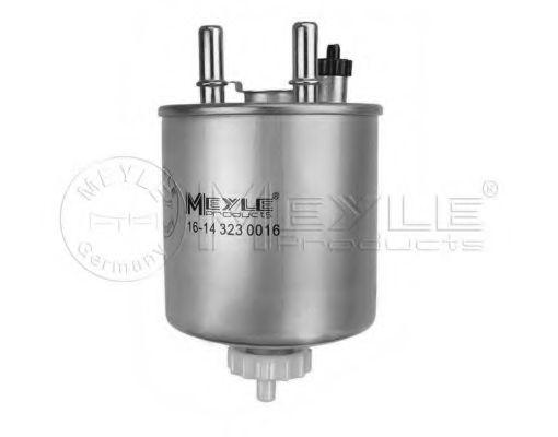 Фильтры топливные Топливный фильтр MEYLE арт. 16143230016