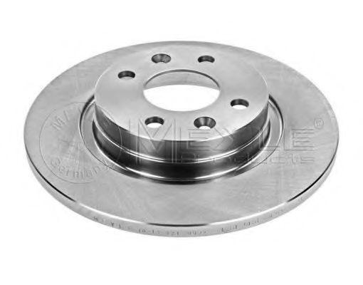 Тормозной диск MEYLE арт. 16155210005