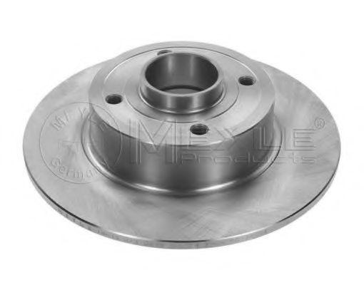 Тормозной диск MEYLE арт. 16155230016