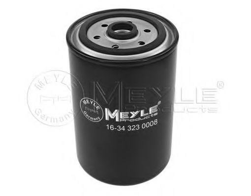 Фильтры топливные Топливный фильтр MEYLE арт. 16343230008
