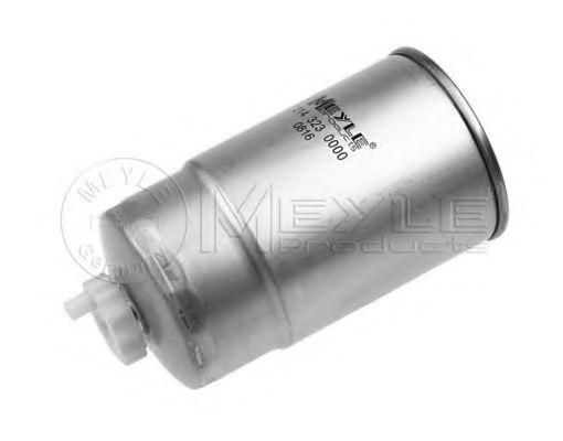 Фильтры топливные Топливный фильтр MEYLE арт. 2143230000