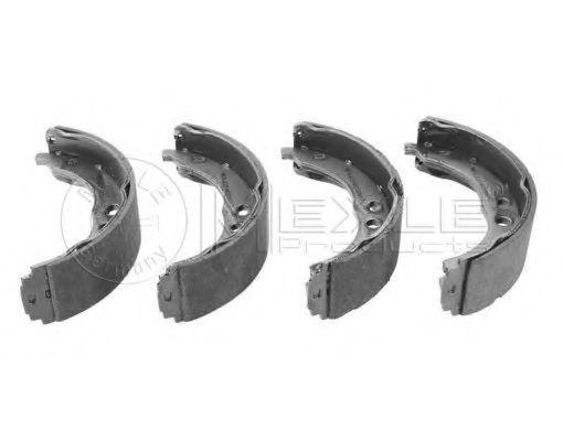 Комплект тормозных колодок, стояночная тормозная система MEYLE арт. 2145330017